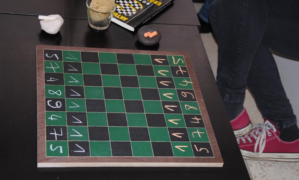 Chess Kreide
