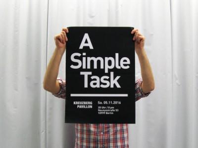 A Simple Task